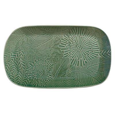 Panama Oblong Platter 39x23cm Kiwi Gift Boxed