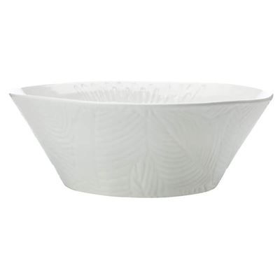 Panama Conical Bowl 15cm White