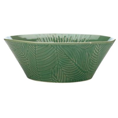 Panama Conical Bowl 15cm Kiwi