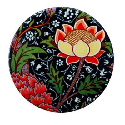 William Morris Ceramic Coaster 10cm Cray
