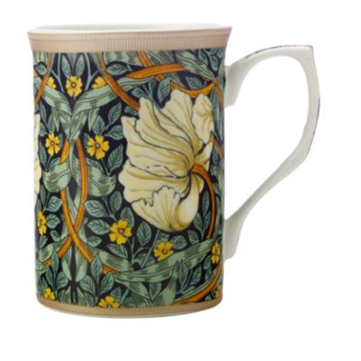 William Morris Mug 300ML Pimpernel Gift Boxed