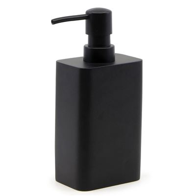 Copenhagen Dispenser Black 8x18cm