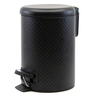 Spot Pedal Bin Black 3L