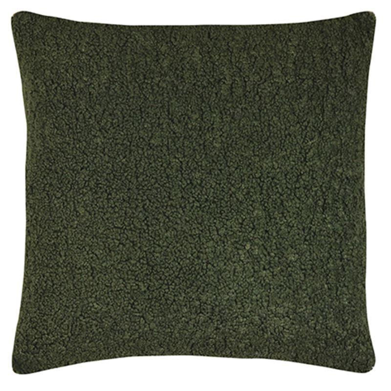 Teddy Olive Cushion 50cm