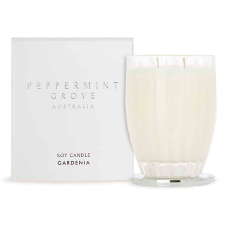 Gardenia – Large Soy Candle 350g