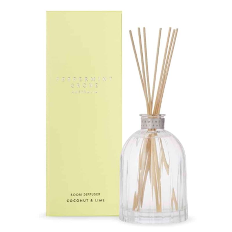 Coconut & Lime – Room Diffuser 350ml