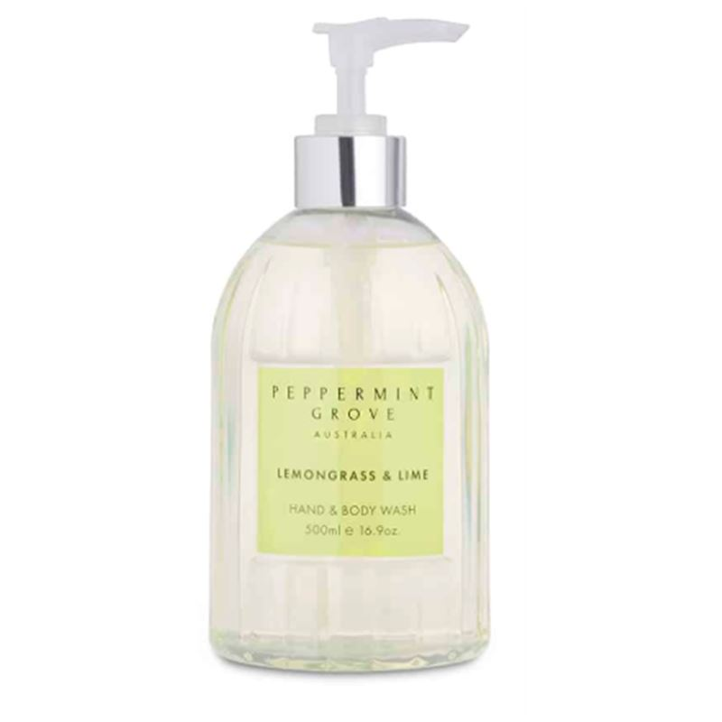 Lemongrass & Lime  – Hand & Body Wash 500ml