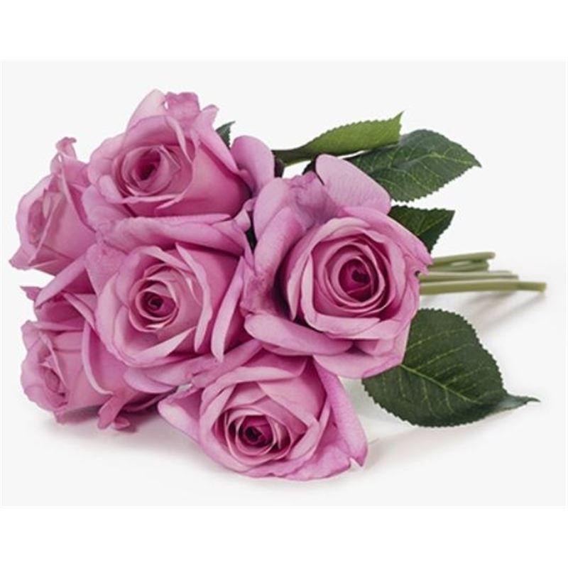 Rose Bouquet Mauve 28cml