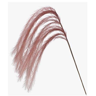 Pampas Grass Hanging Mauve Pink 126cml
