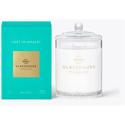 Lost In Amalfi 380gm Candle