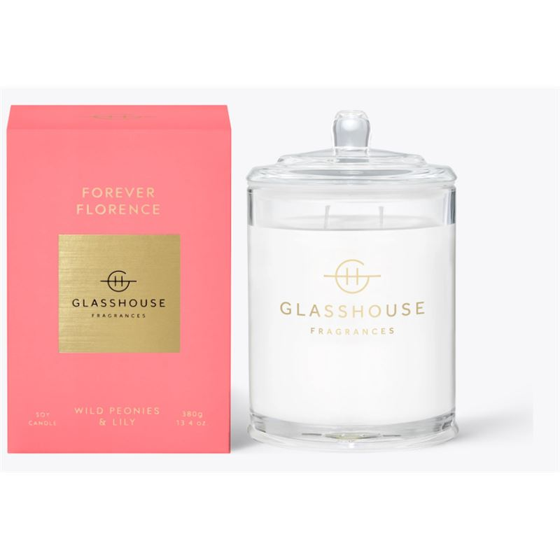 Forever Florence 380gm Candle