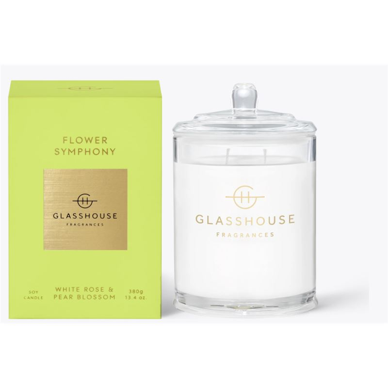 Flower Symphony 380gm Candle