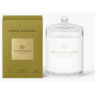 Kyoto In Bloom 380gm Candle