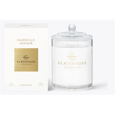 Marseille Memoir 380gm Candle