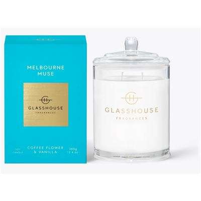 Melbourne Muse 380gm Candle