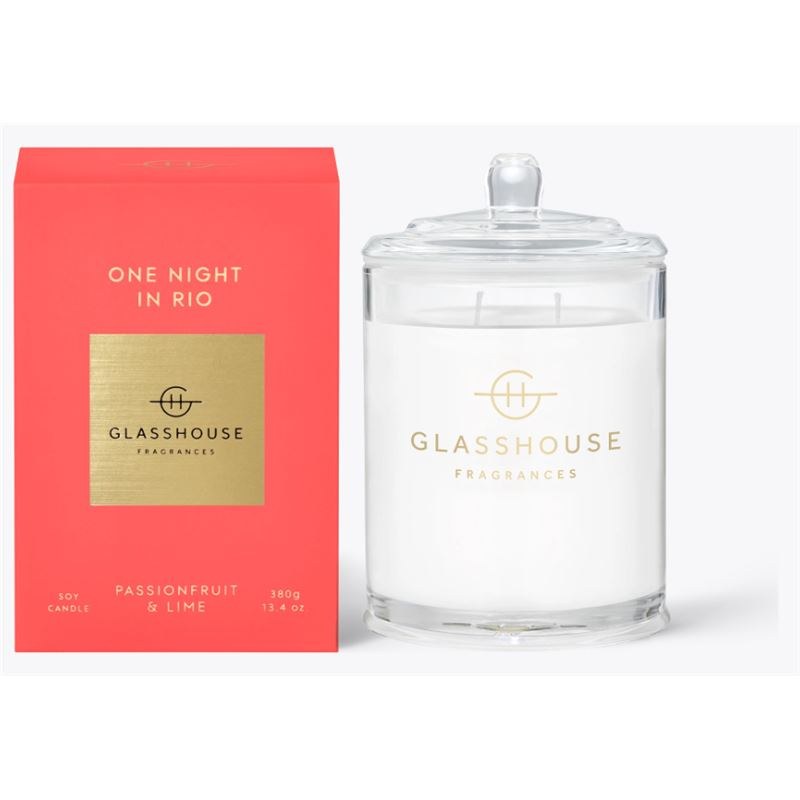 One Night InRio 380gm Candle