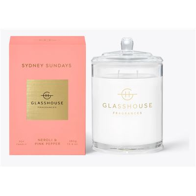 Sydney Sundays 380gm Candle