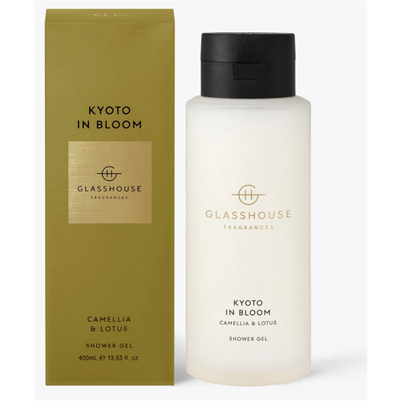 Kyoto In Bloom 400ml Shower Gel