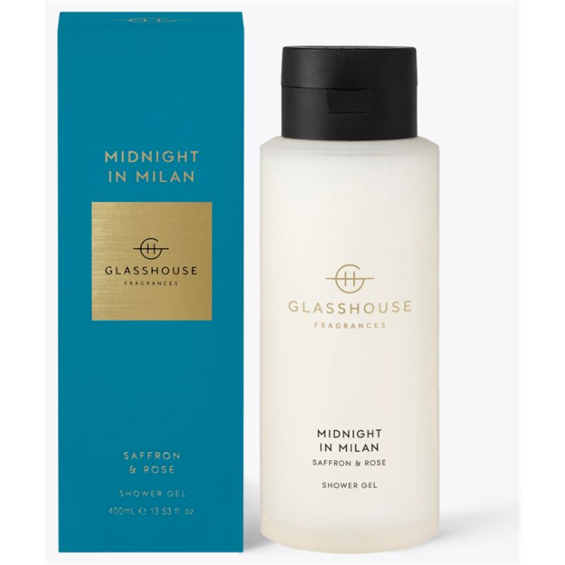Midnight In Milan 400ml Shower Gel