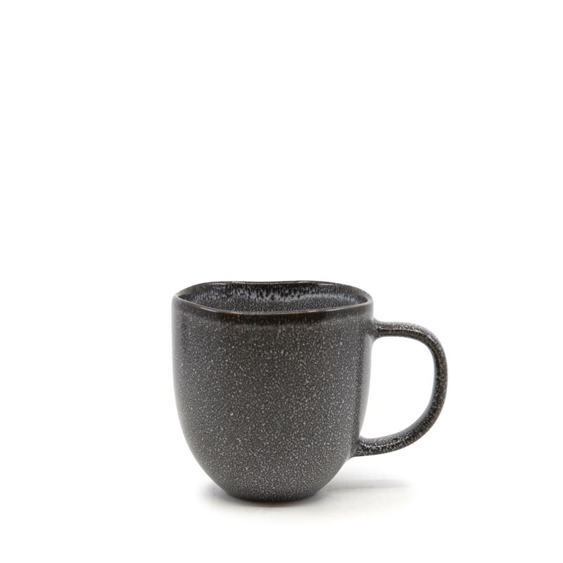 Arch Mug Charcoal 380Ml Set of 4