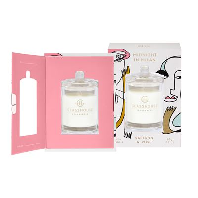 Midnight in Milan Candle Gift Card