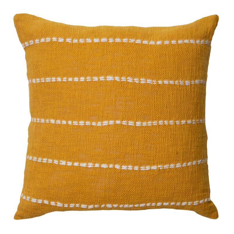 Sutton Cushion 50x50cm Mustard