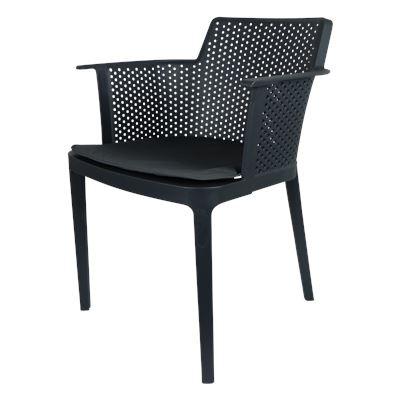 Formentera  Indoor/Outdoor Dining Chair Grey