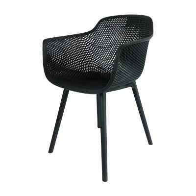 Marbella Indoor/Outdoor Dining Chair Grey