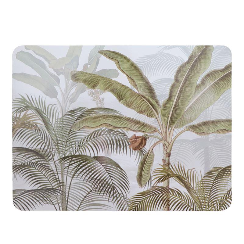 Tanna Rectangle Placemat Set 4 34×26.5cm
