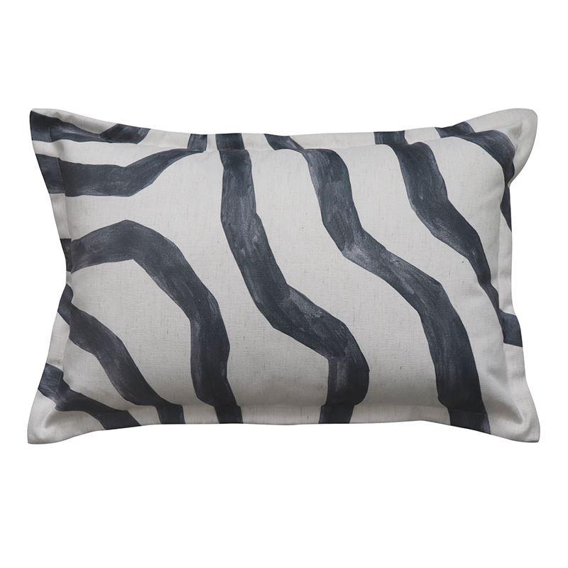 Ebony Charcoal Cushion 40x60cm