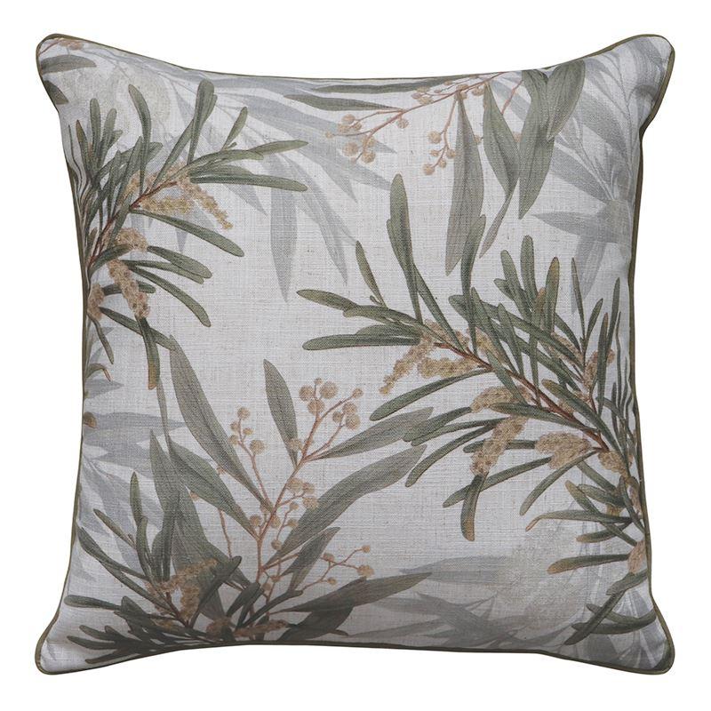 Acacia Green Cushion 50cm