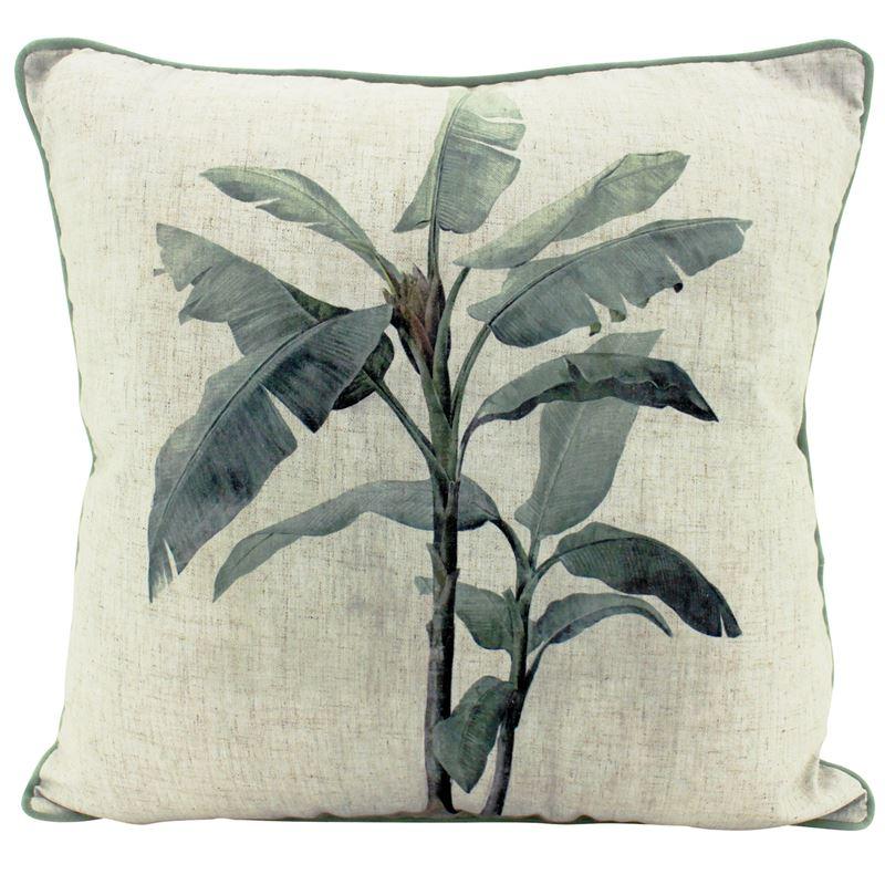 Colonial Linen Cushion 50×50
