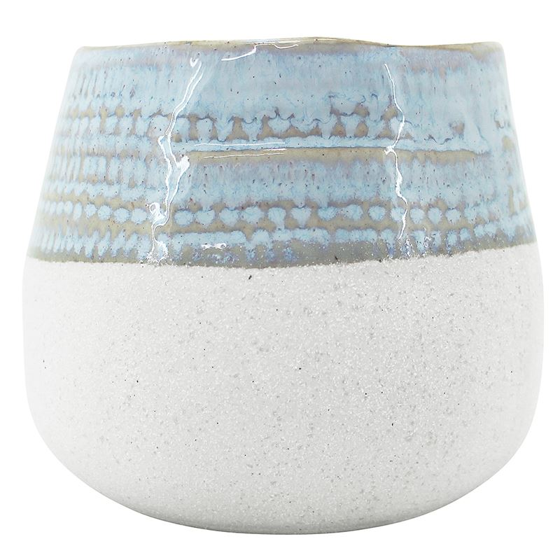 Diggle Light Blue Planter 14.5×12.5cm