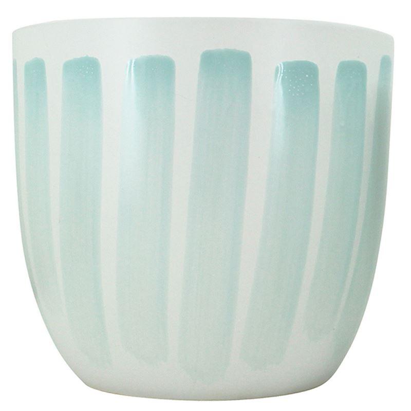 Wifty Pot Blue Line 12x12cm