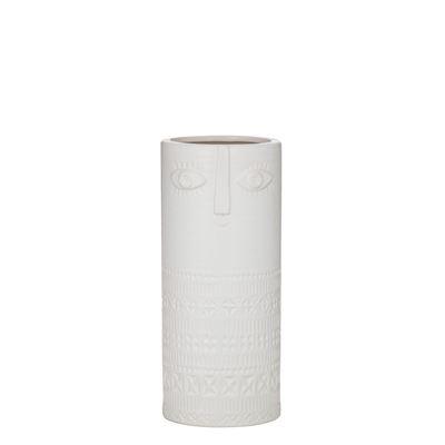 Taytay Vase White Medium