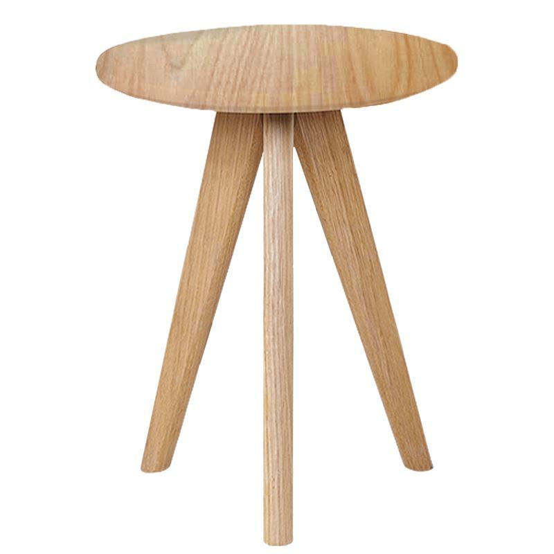 Kari Side Table Oak Large