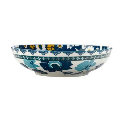 Rhapsody Coupe Bowl 20cm Blue