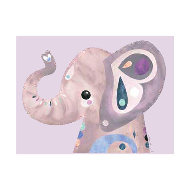 Pete Cromer Wildlife Tea Towel 50x70cm Elephant