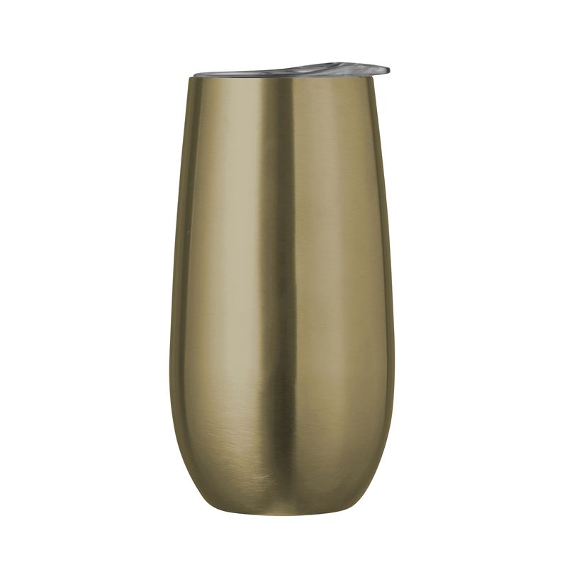 Double Wall Insulated Champagne Tumbler 180ml Champagne