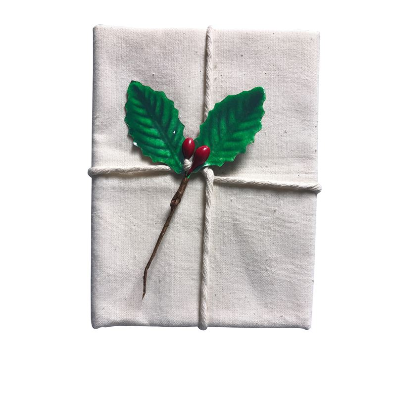 Pudding Cloth with String and Decoration 60 x 60cm