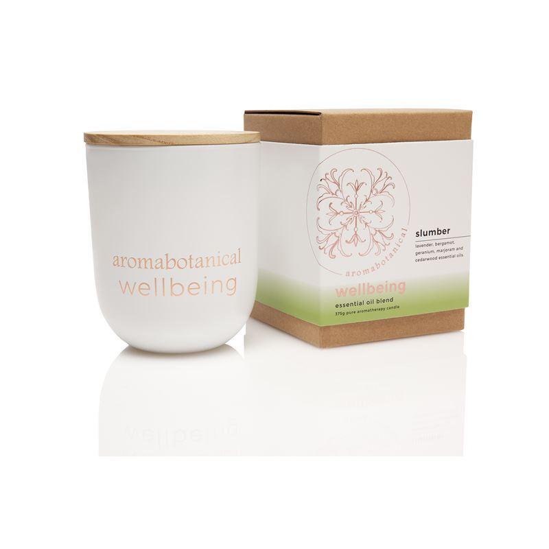 Aromatherapy Wellbeing 390gm Candle 390gm Slumber