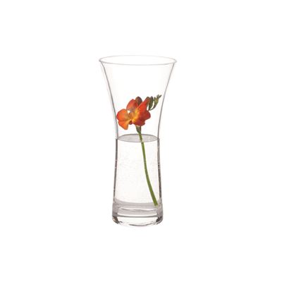 Diamante Flared Vase 26Cm Gb