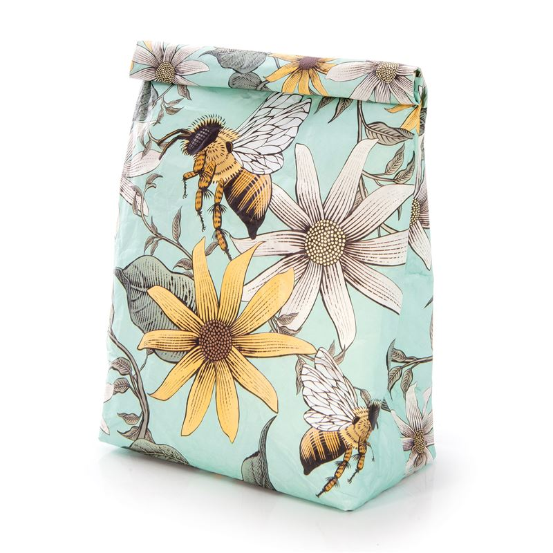 Paper Lunch Bag – Bees