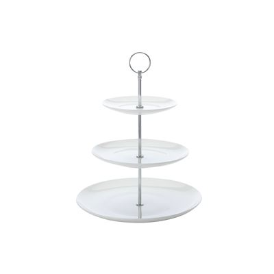 Cashmere 3 Tier Cake Stand Gb