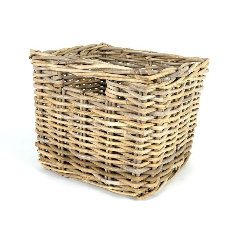 Kubu Rectangle Basket 34x30x28cm