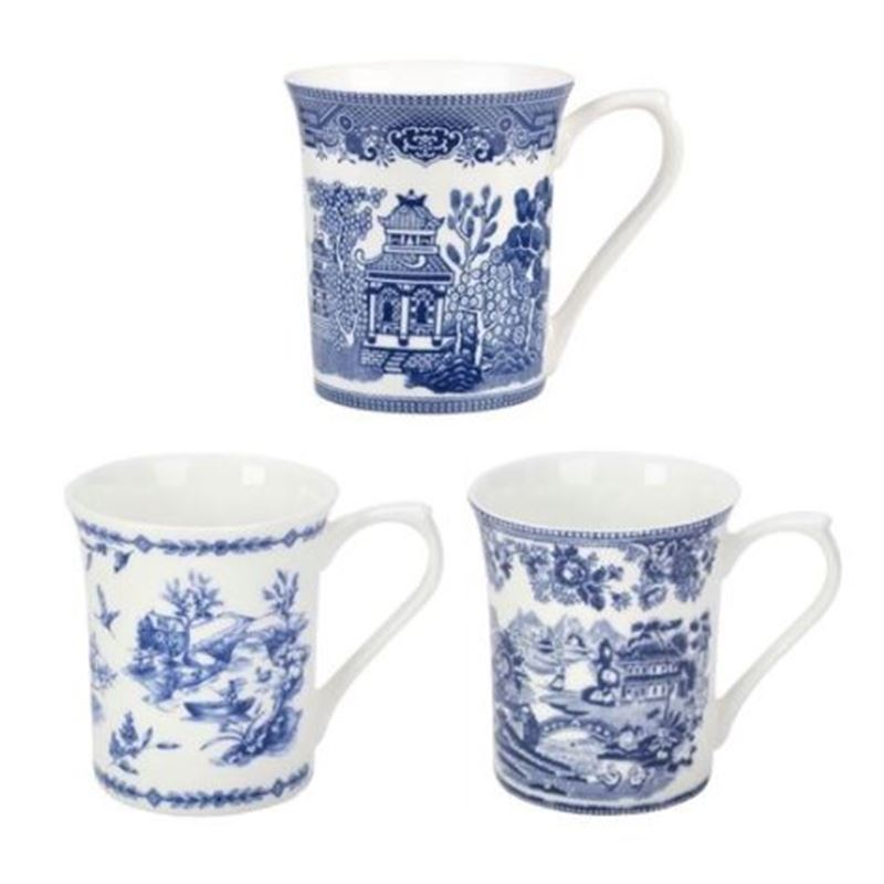 Blue Story Single 7oz Mug – series 2