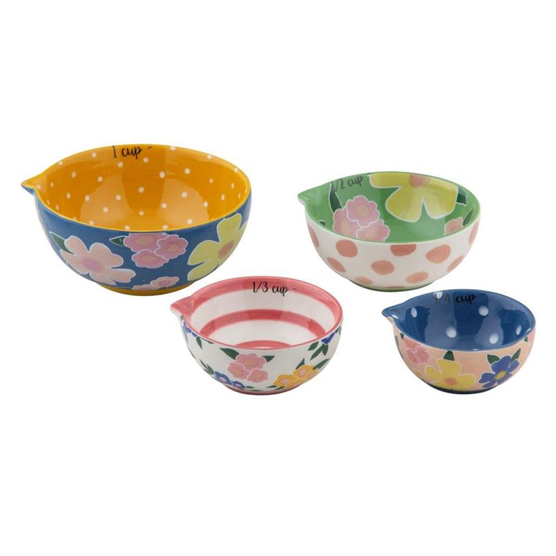 Pattern Clash Measuring Cups Multi
