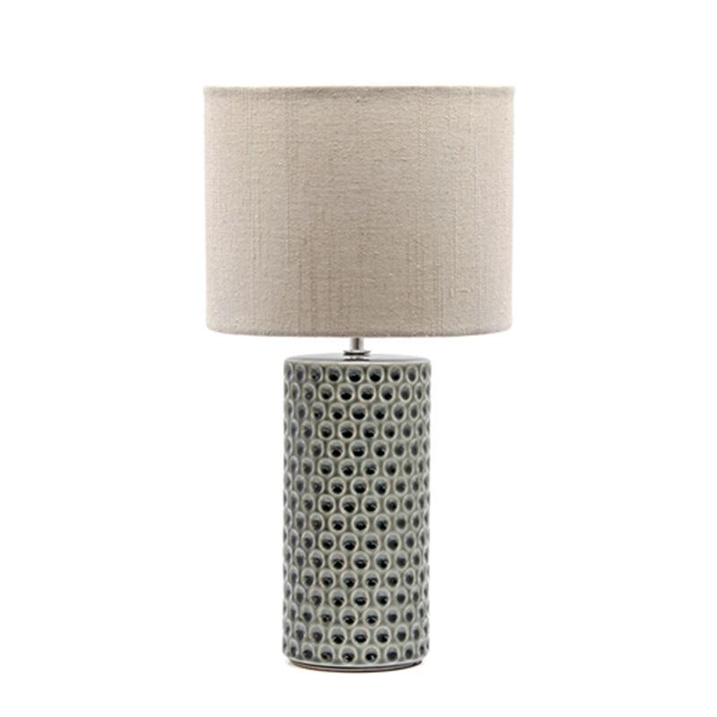 Morgan Table Lamp Charcoal