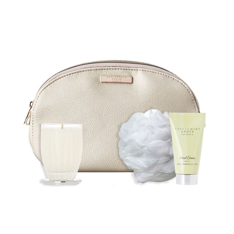 Lemongrass & Lime – Beauty Bag Gift Set