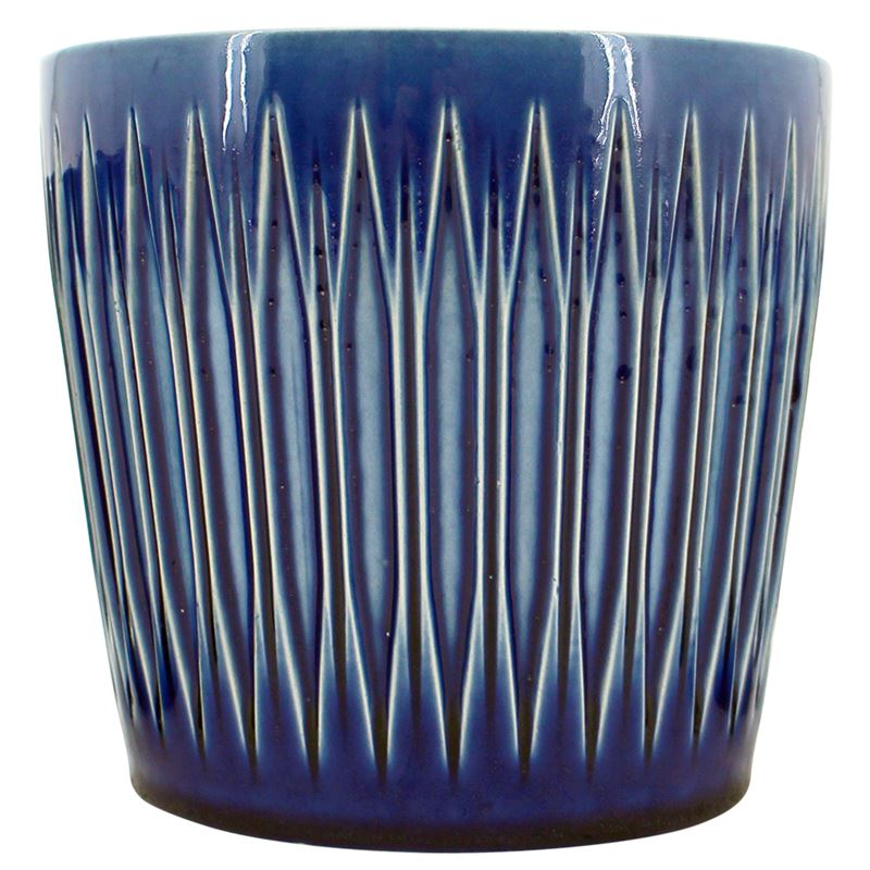 Lonac Planter Blue 13.5×13